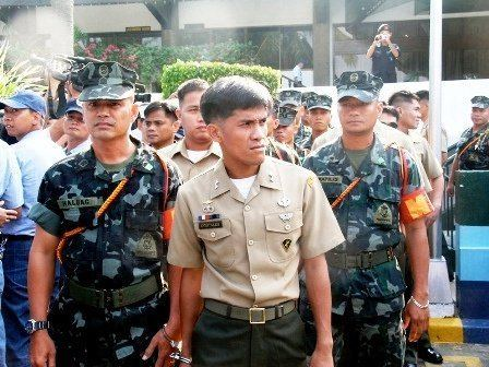 Oakwood mutiny 2 Magdalo officers found guilty of coup Inquirer News