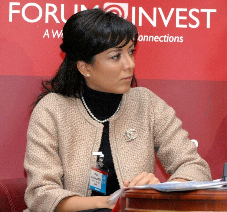 Oana Niculescu-Mizil stirineconventionale Oana Niculescu Mizil tefnescu Tohme pleac