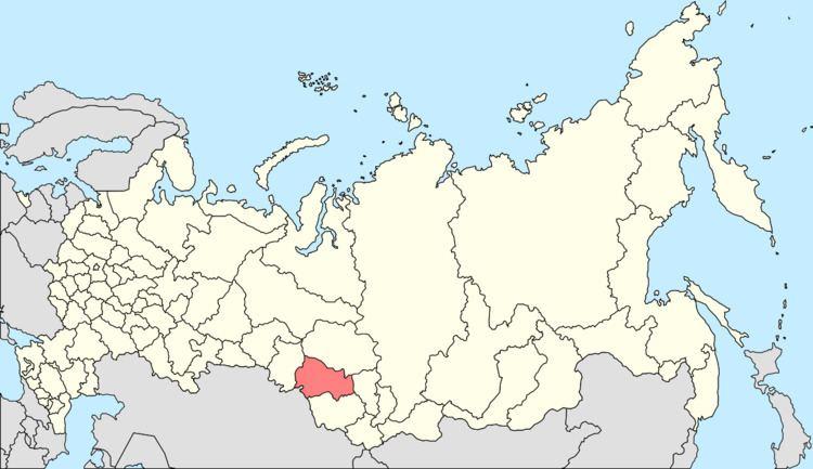 Ob, Russia