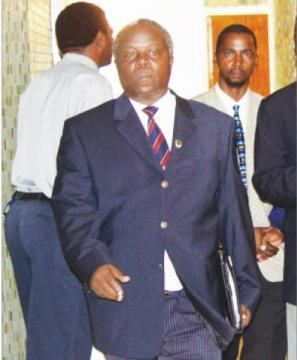 Obed Dlamini EXPRIME MINISTER OBED DLAMINI DIES THE TIMES OF SWAZILAND