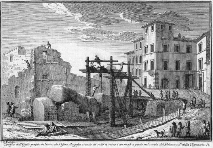 Obelisk of Montecitorio
