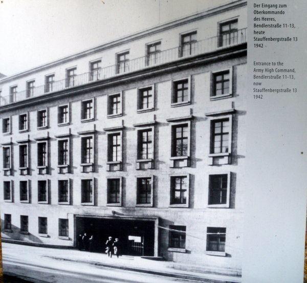 Oberkommando des Heeres Bild 8 aus Beitrag Gelbnis an historischer Sttte