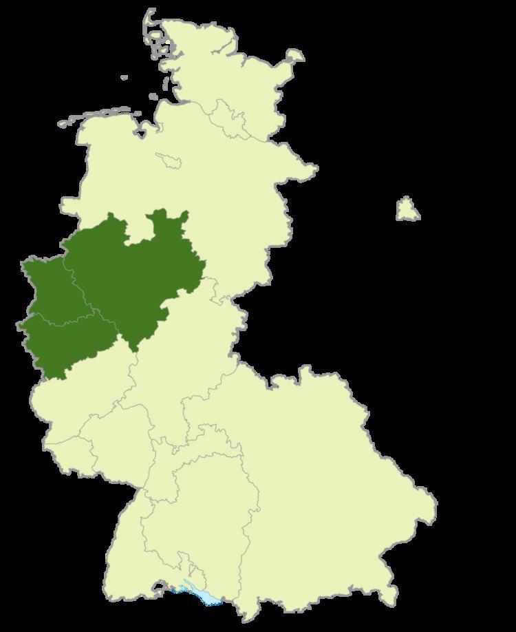 Oberliga West (1947–63)
