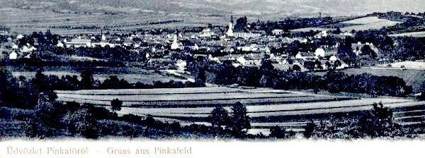 Oberwart in the past, History of Oberwart