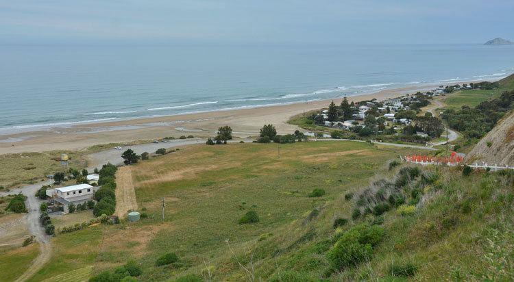 Ocean Beach, Hawke's Bay RV Explorer Ocean Beach