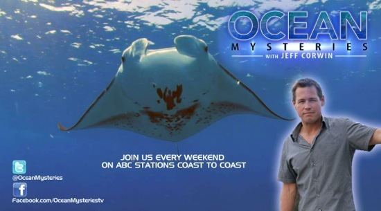 Ocean Mysteries with Jeff Corwin On TV January 26 Salter Brook Trout at Red Brook and Striped Bass