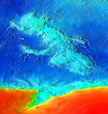 Oceanic plateau Oceanic Plateau