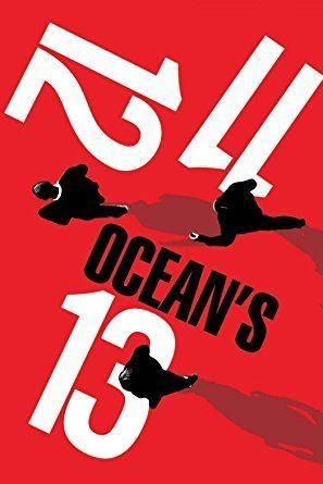 Ocean's Trilogy Amazonin Buy Oceans Trilogy Oceans 11Oceans 12Oceans 13