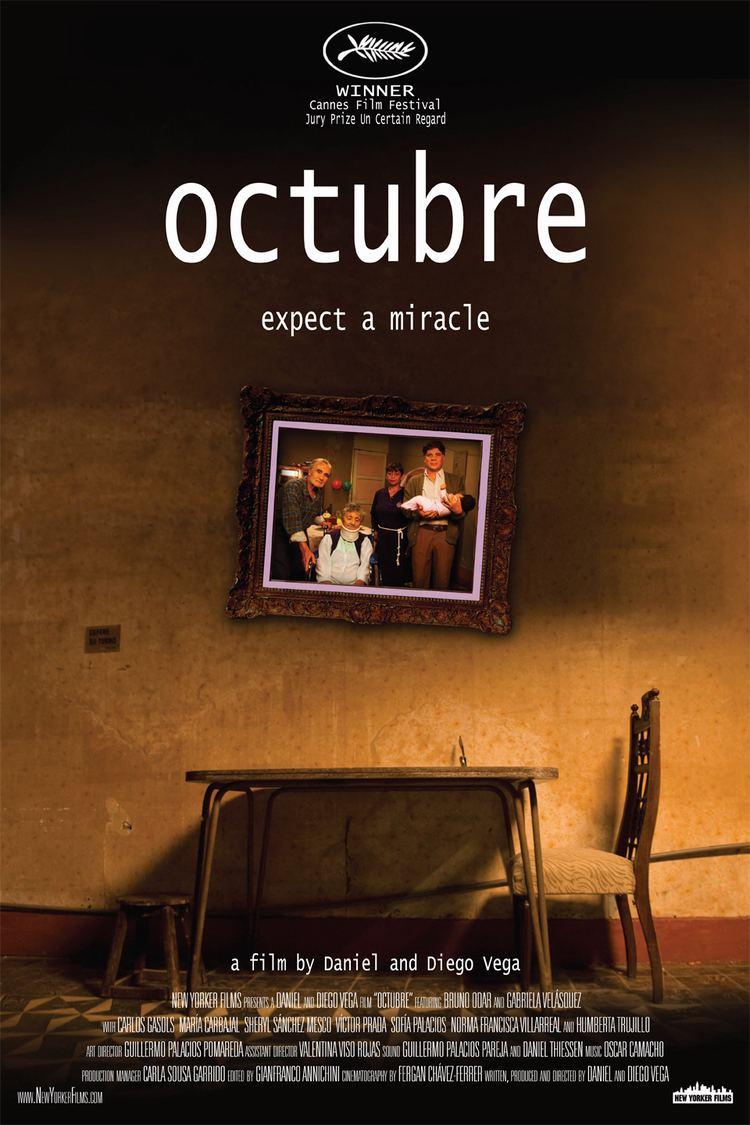 October (film) wwwgstaticcomtvthumbmovieposters8344006p834