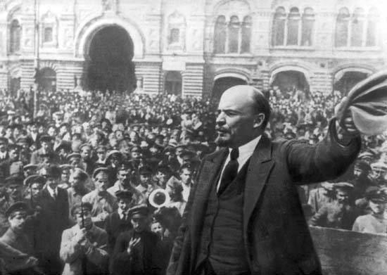 October Revolution October Revolution Russian history Britannicacom