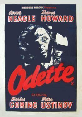 Odette (film) Odette film Wikipedia