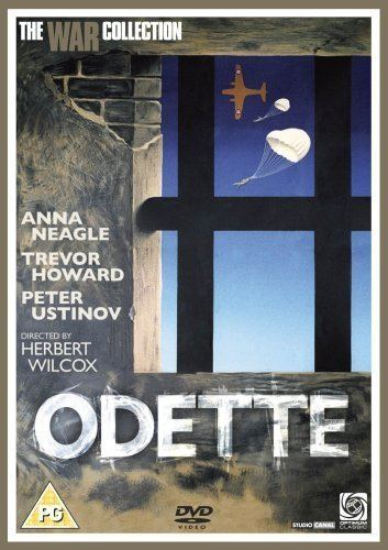 Odette (film) Odette Spy Film WWII Movies Liberty Lady