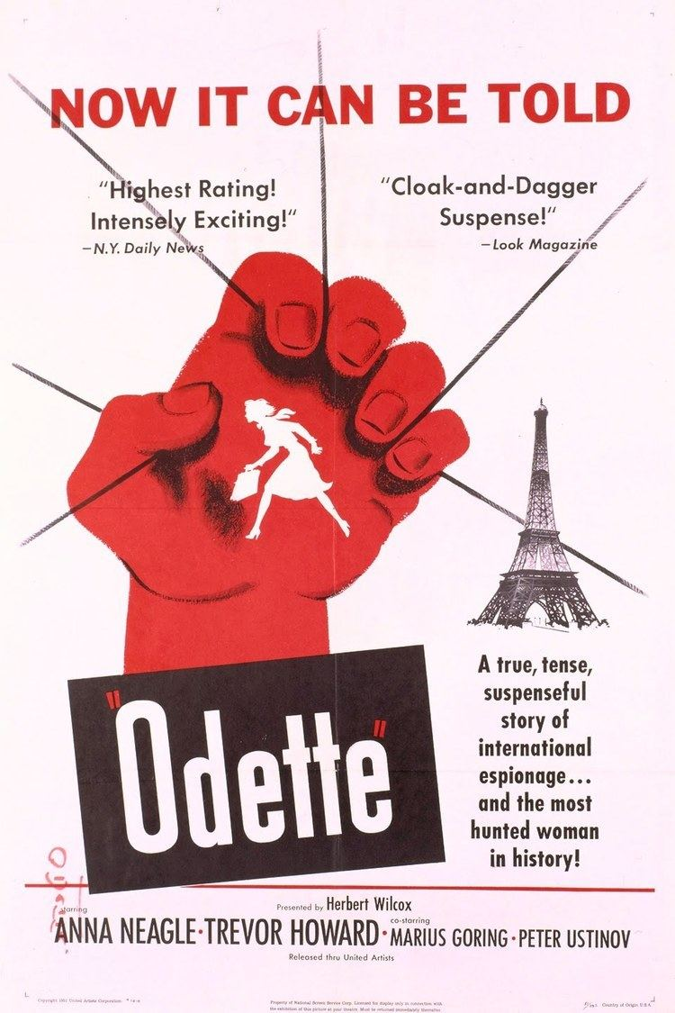 Odette (film) wwwgstaticcomtvthumbmovieposters37128p37128