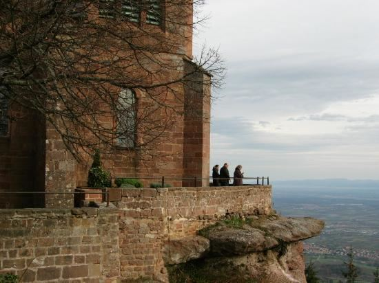 Odile of Alsace Mont Sainte Odile Convent Obernai France Top Tips Before You Go