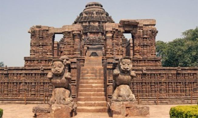 Odisha Tourist places in Odisha