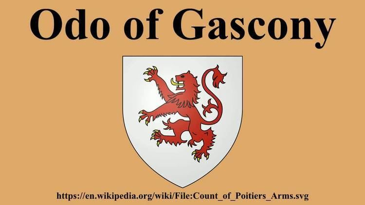 Odo of Gascony Odo of Gascony YouTube