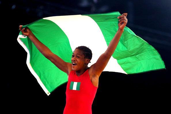 Odunayo Adekuoroye Odunayo Adekuoroye Pictures 20th Commonwealth Games