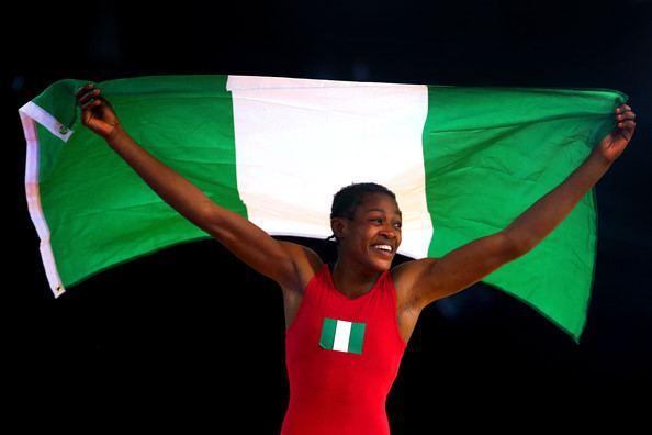 Odunayo Adekuoroye Odunayo Adekuoroye Photos Photos 20th Commonwealth Games