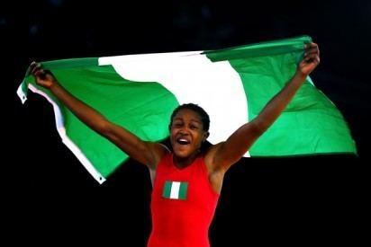 Odunayo Adekuoroye Im good to go for Rio 2016 gold Adekuoroye