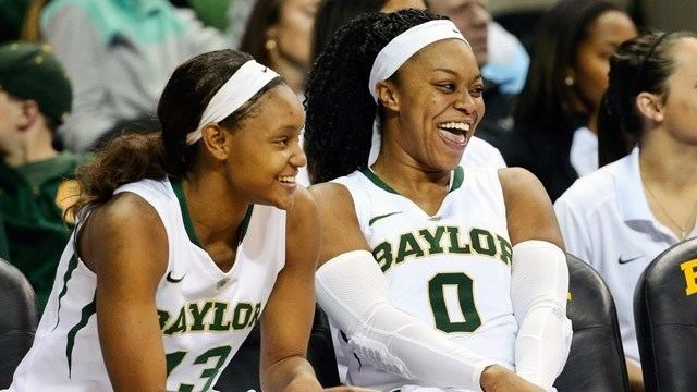 Odyssey Sims Odyssey Sims leads No 9 Baylor with 25 points against