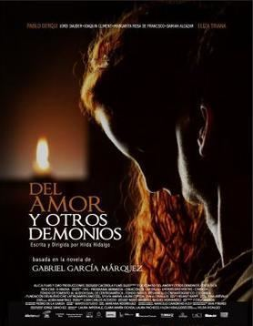 Of Love and Other Demons (film) Of Love and Other Demons film Wikipedia