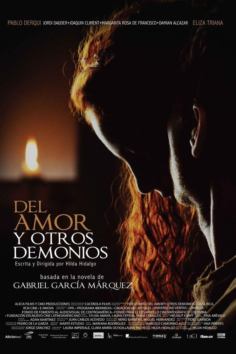 Of Love and Other Demons (film) wwwgstaticcomtvthumbmovieposters8332320p833
