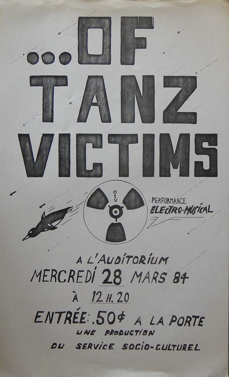 ...Of Tanz Victims