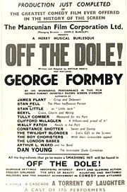 Off the Dole movie poster