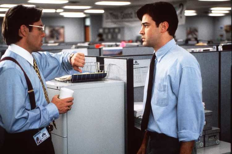 Office Space movie scenes Office Space 1999