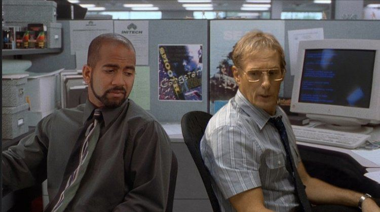 Office Space movie scenes  the actual heavy metal singer turned balladeer Michael Bolton re enact Scenes from the 1999 Mike Judge cult classic Office Space