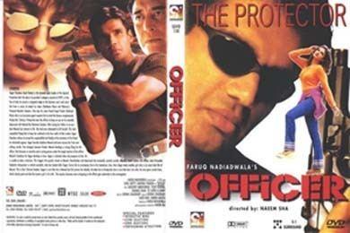 Officer (2001 film) movie poster