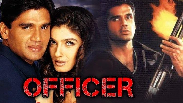 Officer (2001) Full Hindi Movie | Sunil Shetty, Raveena Tandon, Sadashiv  Amrapurkar - YouTube