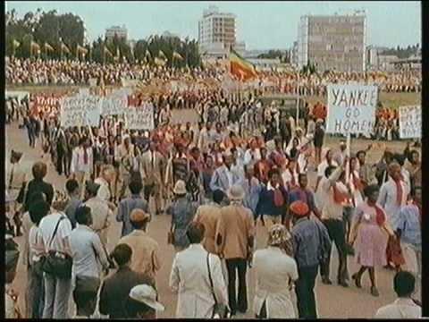 Ogaden War Ogaden War 1977 Somalia Ethiopia YouTube