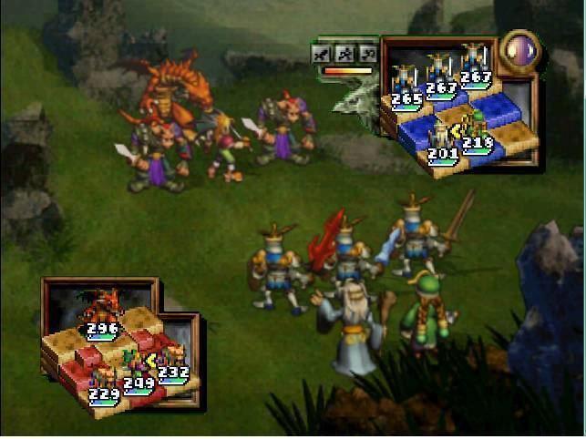 Ogre battle 64 rom   Ogre Battle 64: Person of Lordly Caliber