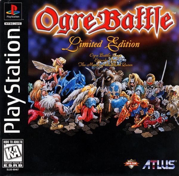 Ogre Battle: The March of the Black Queen - Alchetron, the