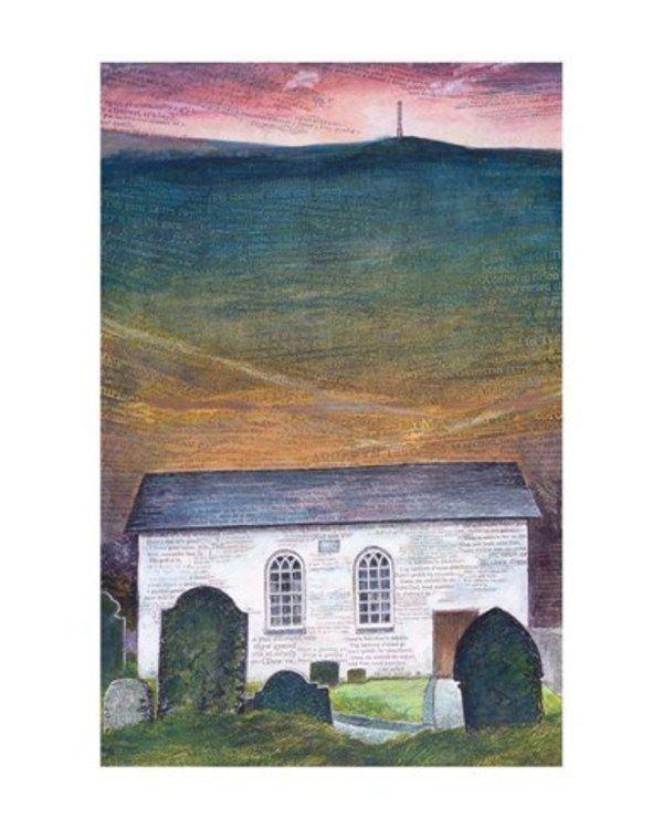 Ogwyn Davies Welsh Wall 95 by Ogwyn Davies Art Welsh Pinterest Welsh