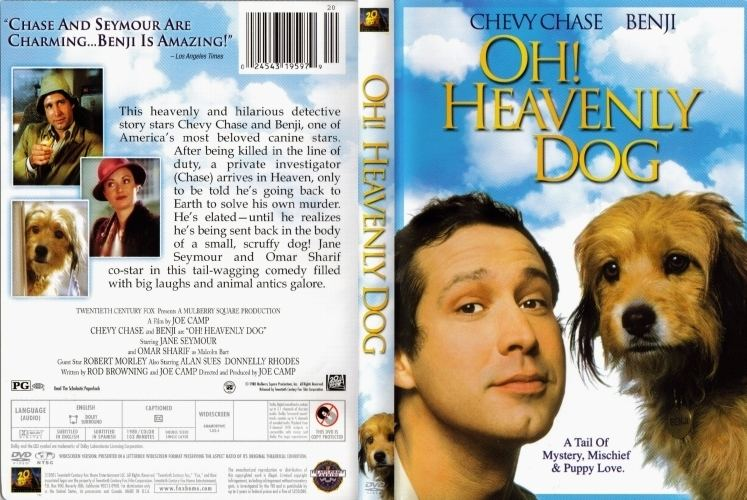 Oh! Heavenly Dog Oh Heavenly Dog DVD Chevy Chase Sasquatch Video