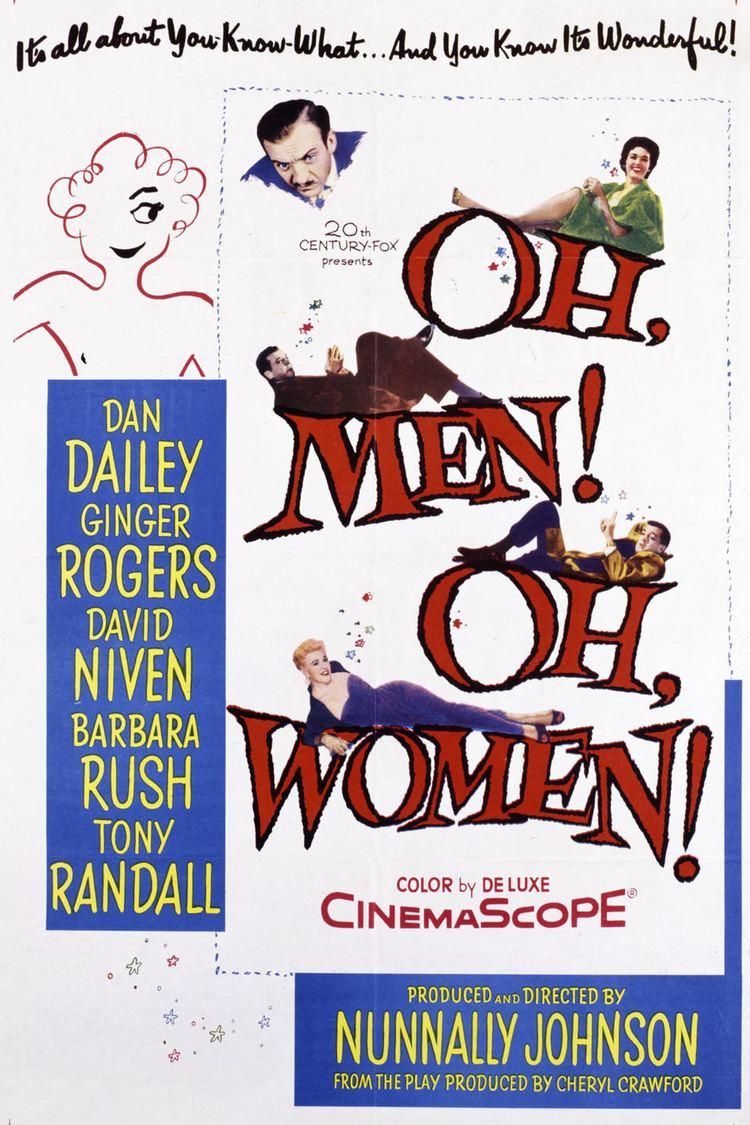 Oh, Men! Oh, Women! wwwgstaticcomtvthumbmovieposters2440p2440p