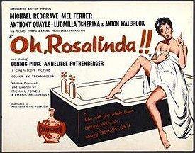 Oh... Rosalinda!! Oh Rosalinda Wikipedia