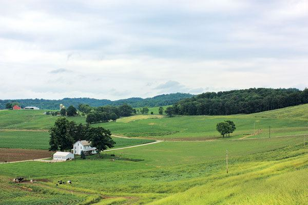 Ohio Beautiful Landscapes of Ohio