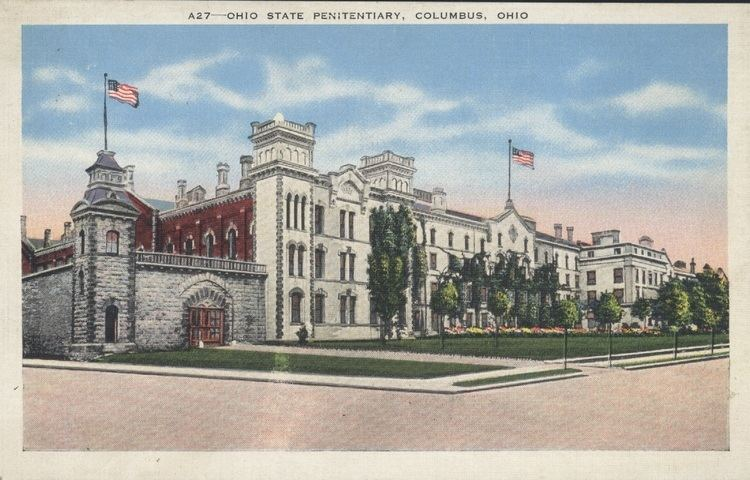 Ohio Penitentiary Ohio State Penitentiary Hospital Historical Reflections The