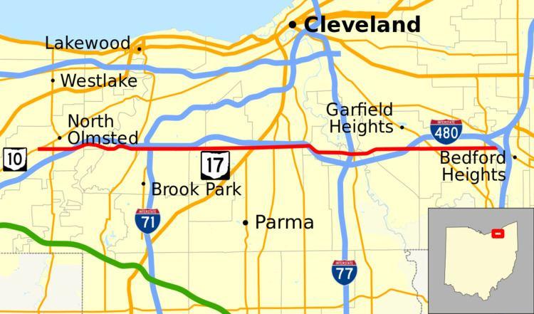 Ohio State Route 17