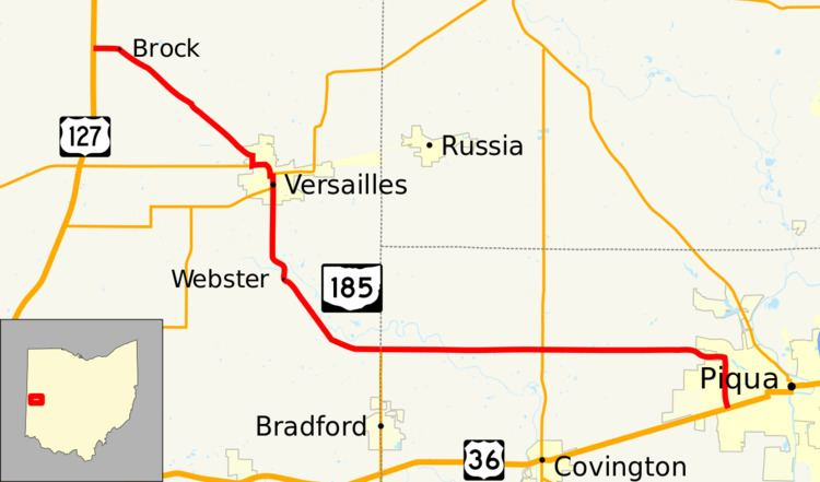 Ohio State Route 185
