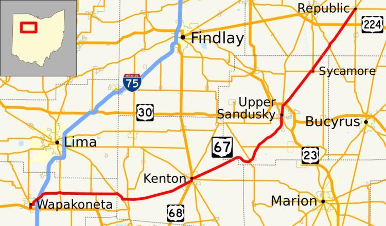 Ohio State Route 67
