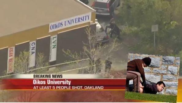Oikos University shooting PHOTOS One Goh is Oikos University Gunman Celebrity Couples