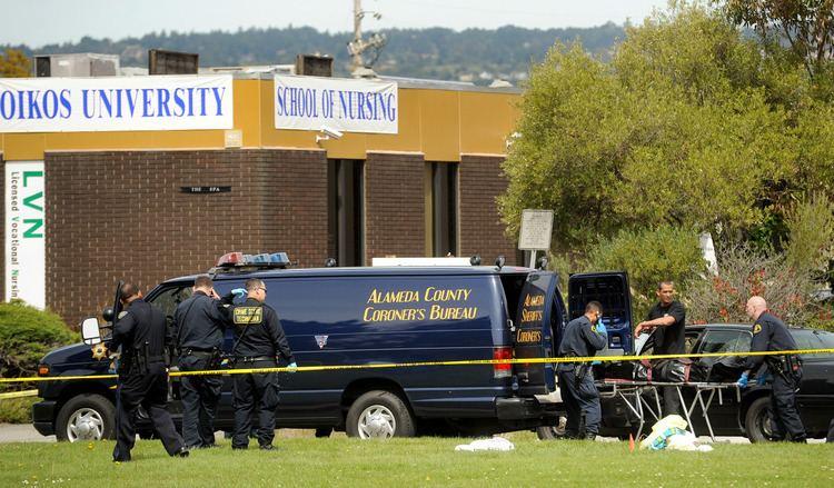 Oikos University shooting Christian Oikos University Shootings Latest In History Of Murders On