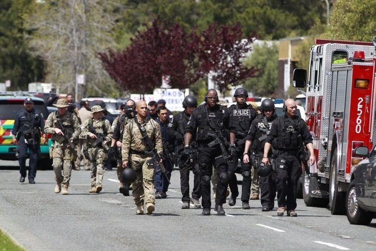 Oikos University shooting Oikos University Shooting Gunman One Goh Kills Seven at California