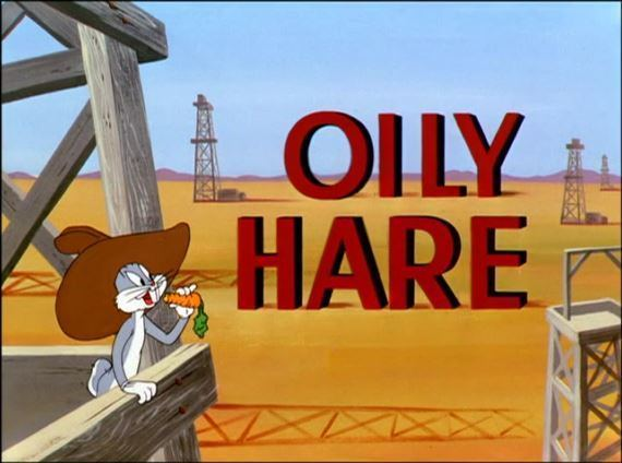 Oily Hare Merrie Melodies Oily Hare B99TV