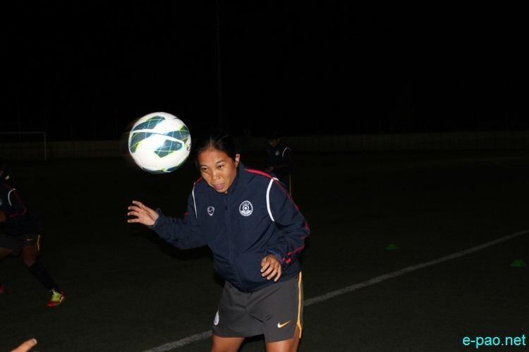 Oinam Bembem Devi Oinam Bembem Devi Footballer of the Year 2013 A Profile