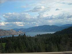 Okanagan Lake httpsuploadwikimediaorgwikipediacommonsthu